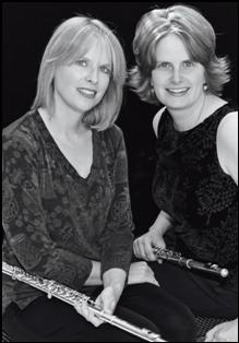 Sandra and Rebecca, photo by Christine Rosen Photography