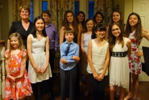 Student Recital 6/7/15